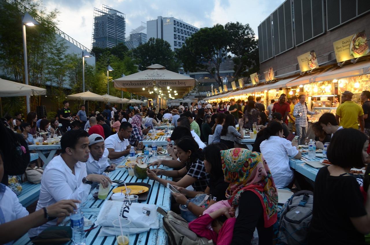Cosa mangiare a Singapore